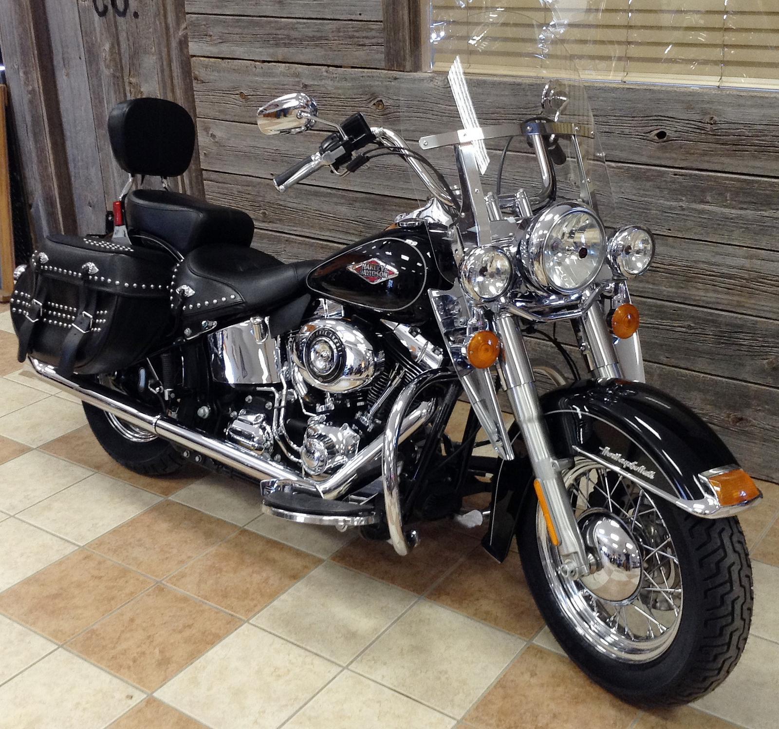 2013 Harley-Davidson® FLSTC Heritage Softail® Classic for