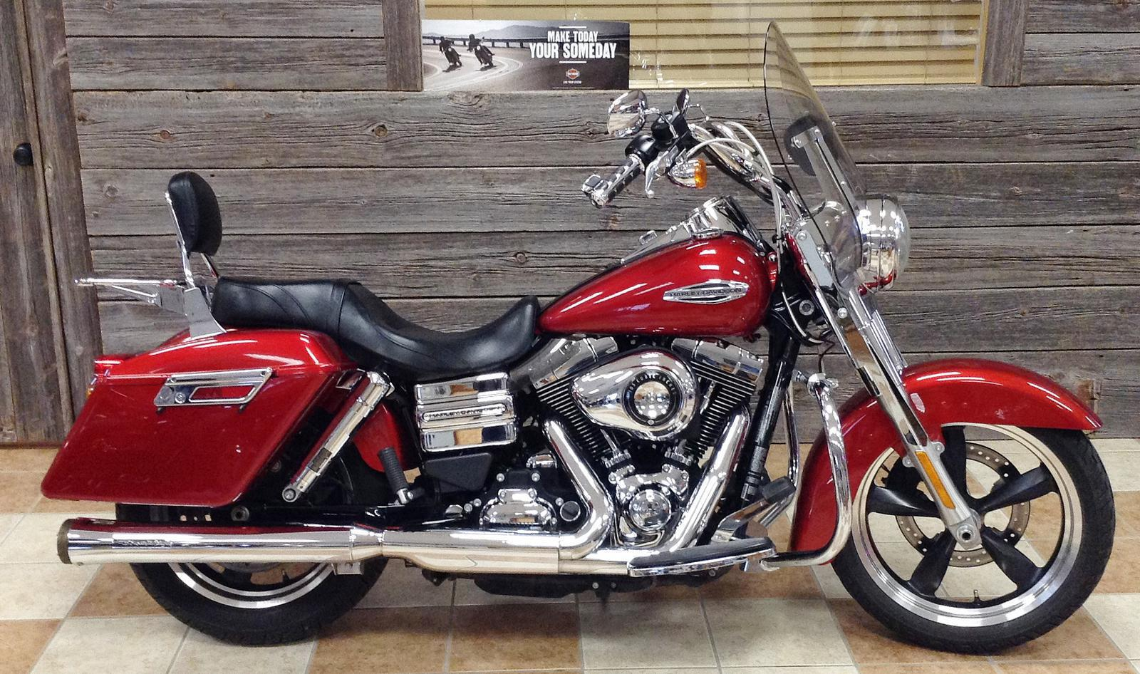 2012 Harley Davidson Fld Switchback Single Color For Sale In Red Starting At949500 Docs
