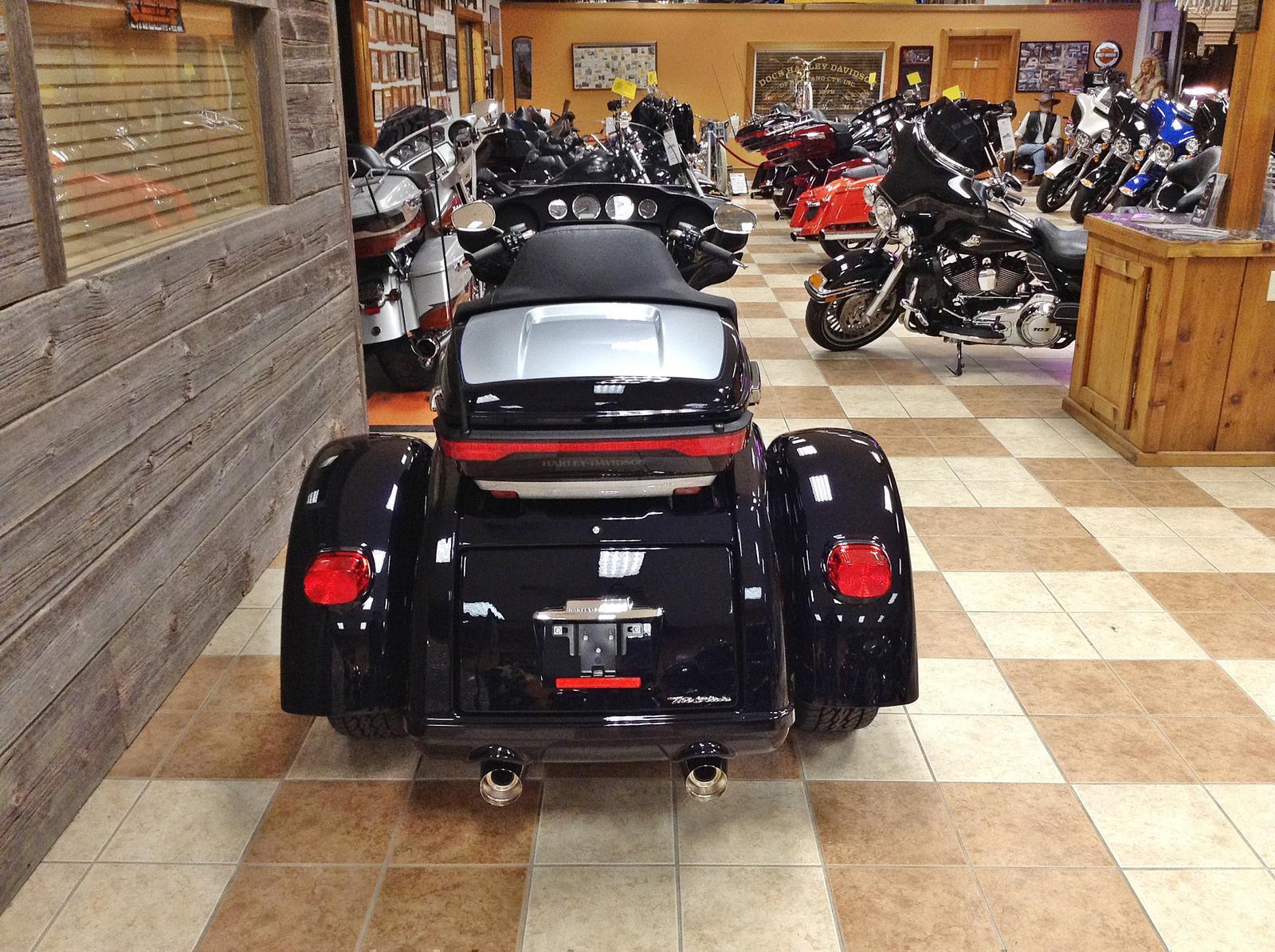 2019 Harley-Davidson® FLHTCUTG Tri-Glide for sale in Bonduel, WI