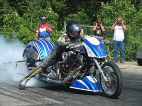 Nitro Drag Racing Doc's Harley-Davidson of Shawano County