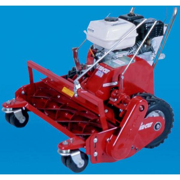 Tru Cut C27 H 7 Commercial Reel Mower 55 Hp Honda