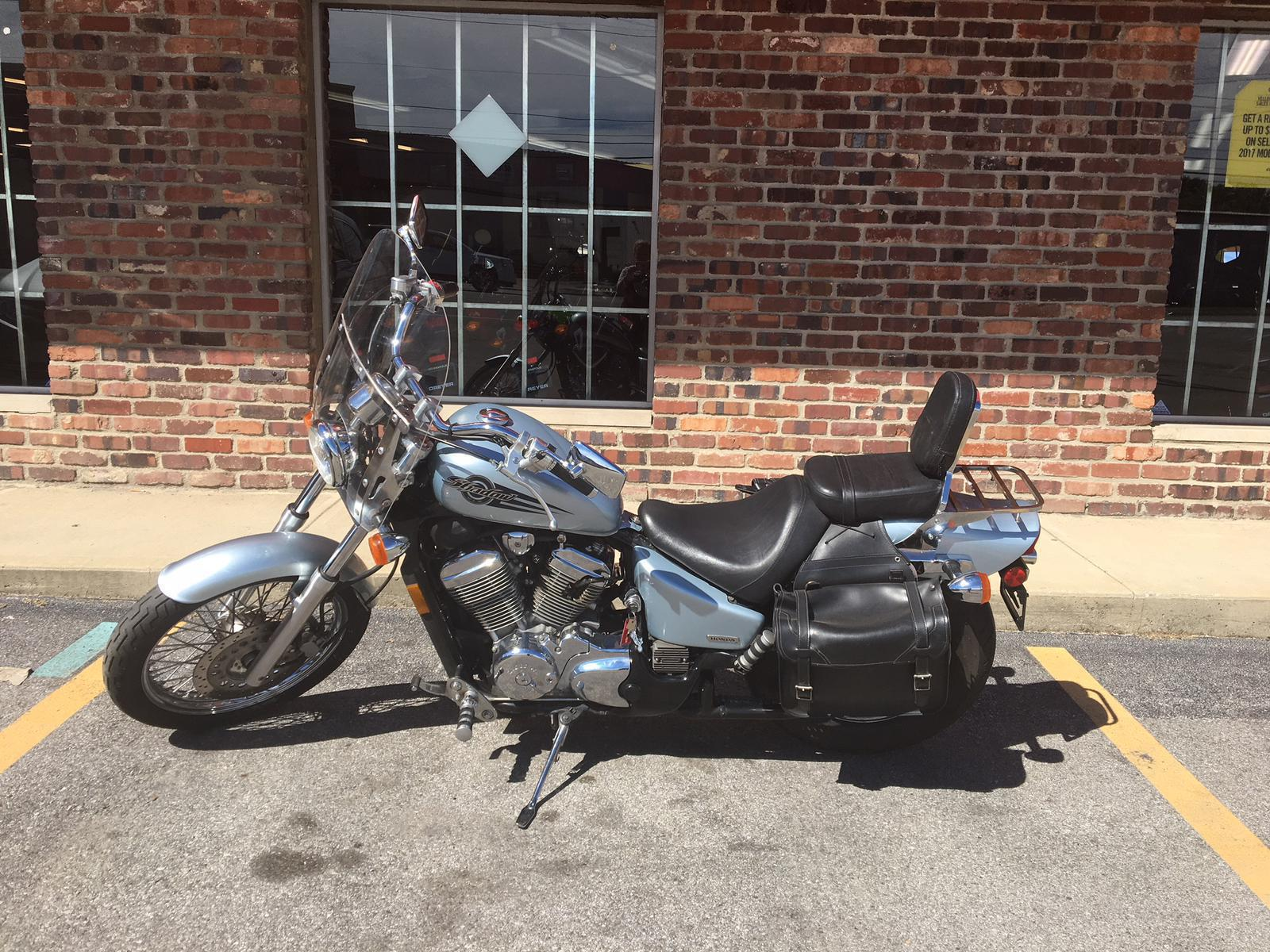 2007 Honda Shadow Vlx Deluxe For Sale In Indianapolis Dreyer Fuel Filter Starting At359900