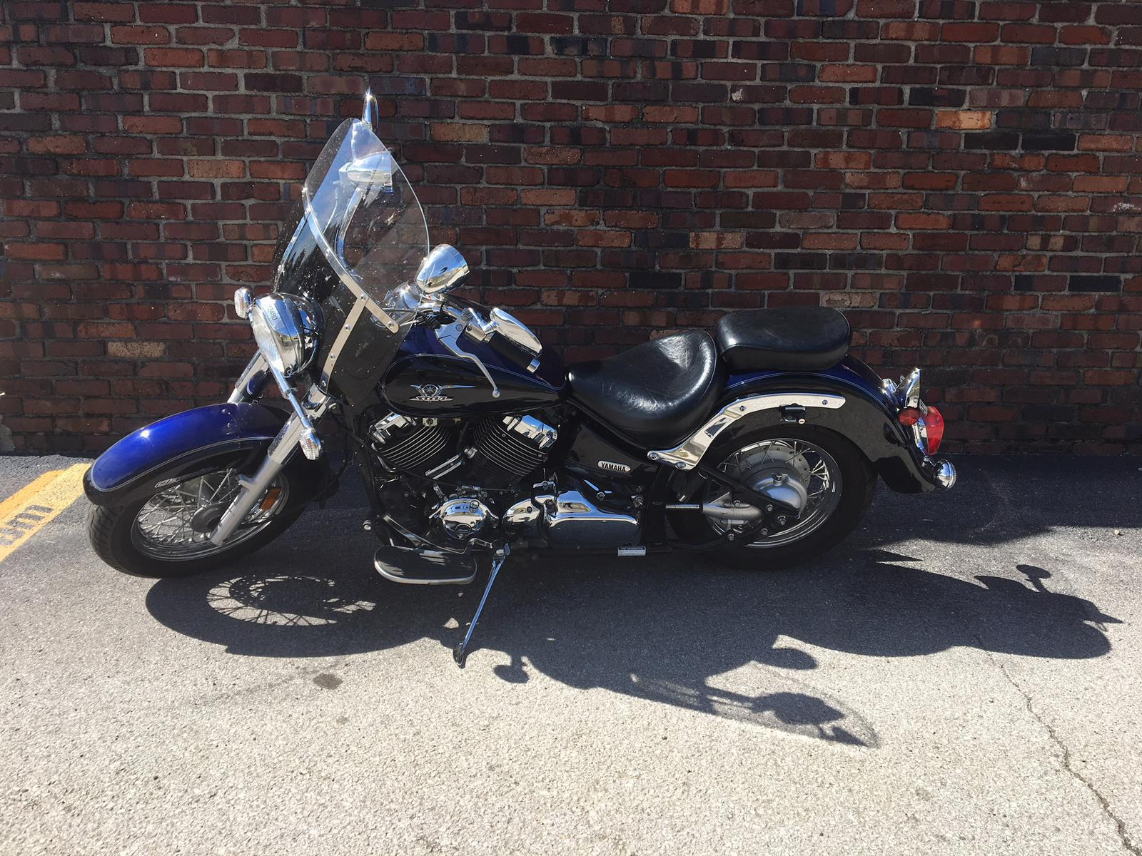 2006 Yamaha V Star Classic 650 For Sale In Indianapolis Dreyer Motorcycle Used On Spyder Headlight Wiring Honda 317 248 1403