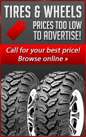 Browse Tires and Wheels Online