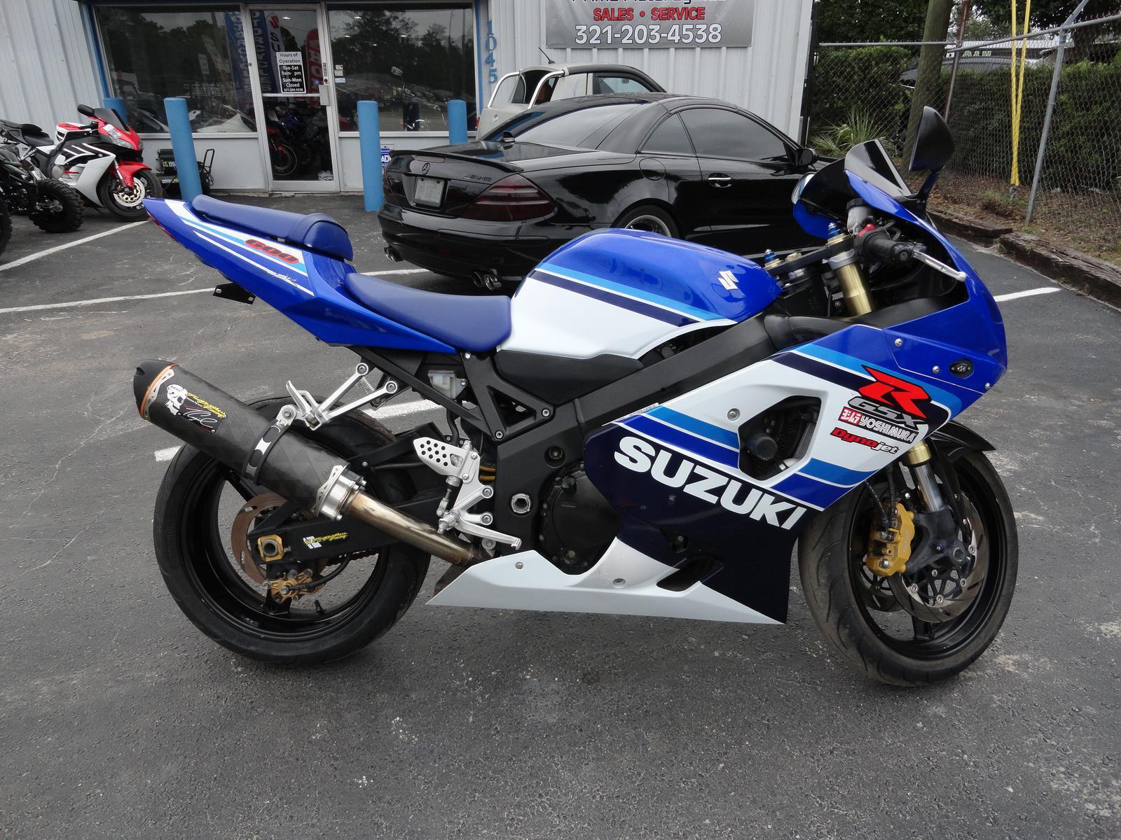 2005 Suzuki GSX-R 600 for sale in Longwood, FL | Prime Motorcycles
