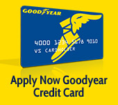 Apply Now Goodyear Credit Card.