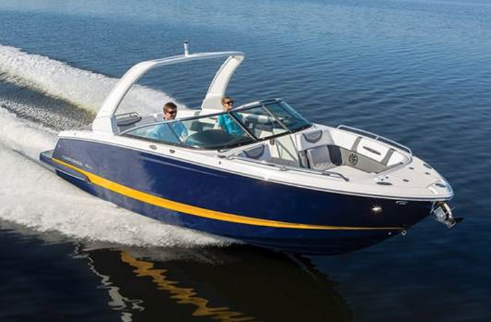 Chapparal SSX Sport Boats