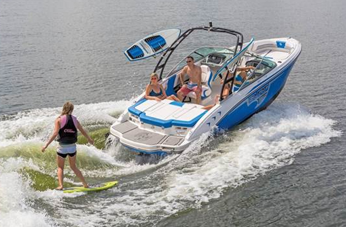 Chapparal Surf Boats