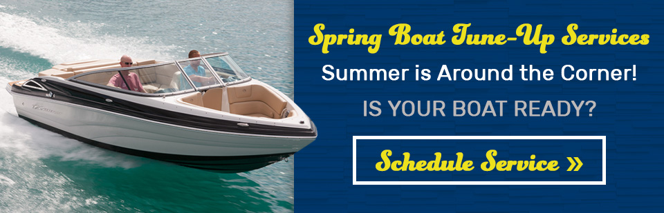 Spring and Summer Marine Services