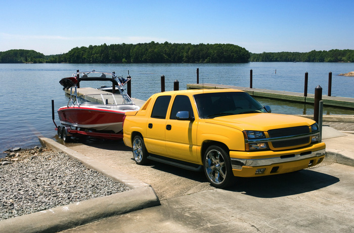 Boat Launch/Haul-Out Service