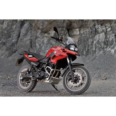 2013 Red Apple Metallic F700GS