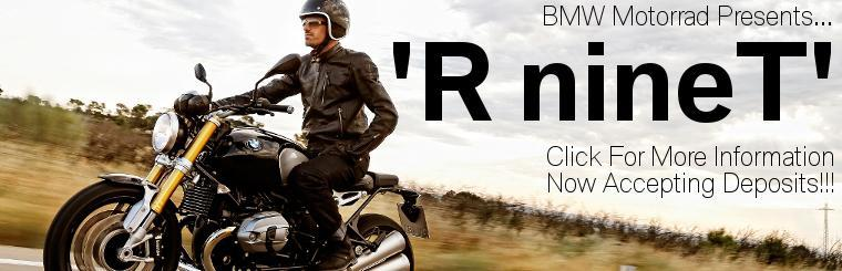 BMW Motorrad's very special, highly customizable R nineT is unlike anything else you've seen!