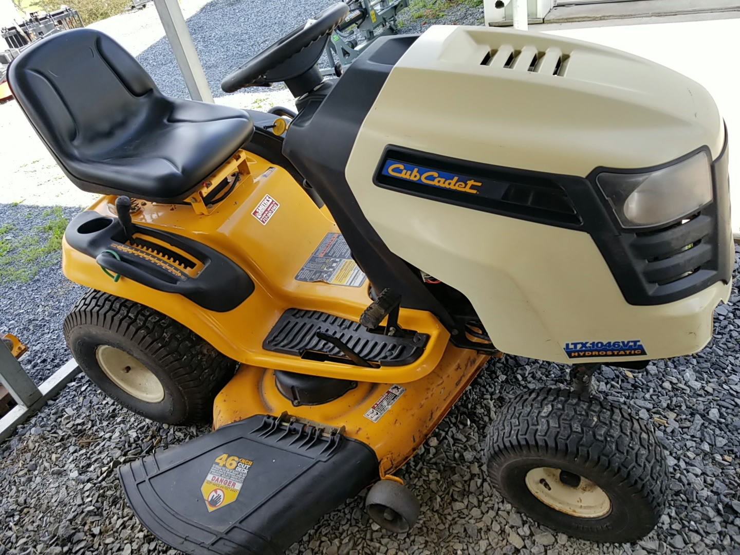 2010 Cub Cadet Ltx 1046 Vt Riding Lawn Tractor For Sale In Loysville Pa Nolt S Power Equipment Llc Perry Power Equipment