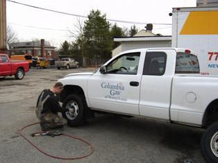 We repair/replace tires on a lot of commercial fleet vehicles.