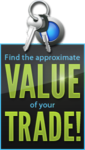 Find the approximate value of your trade!