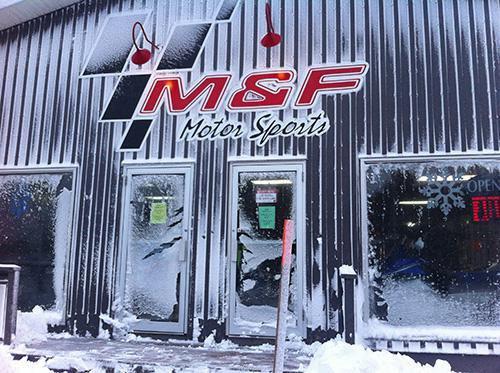 M & F Motors LTD