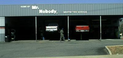 Mr. Nobody Service Bays