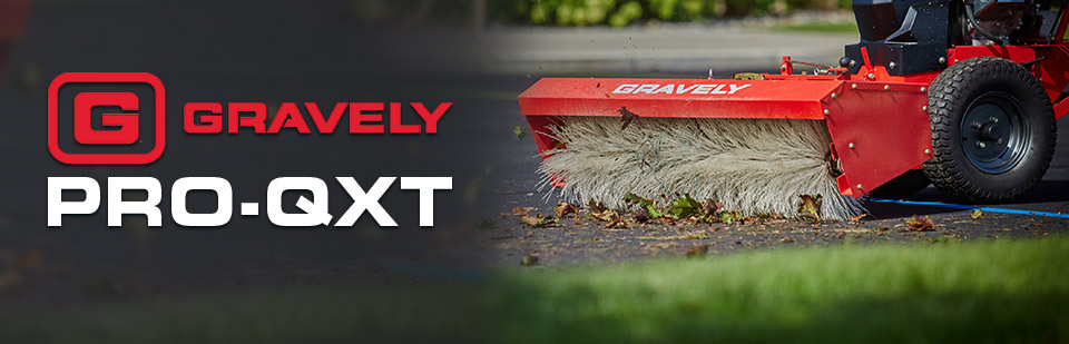 Gravely Pro- QXT: Click here to view our online showcase!
