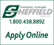 sheffield apply  online