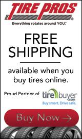 Buy Tires Online with Covington Tire and TireBuyer