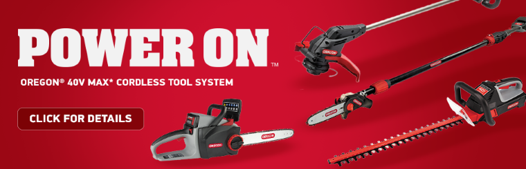 Oregon Cordless Power Equipment