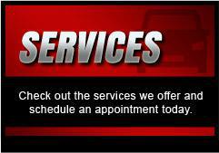 Automotive Services: Check out the services we offer and schedule an appointment today.