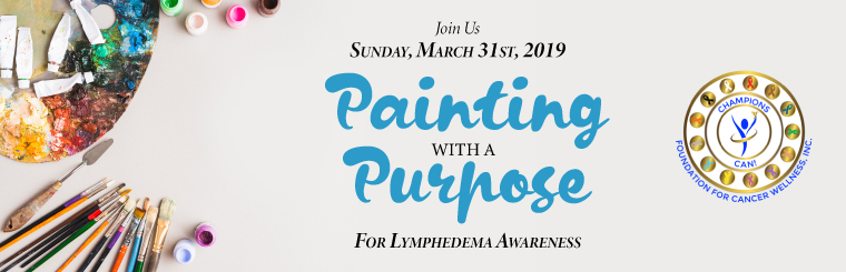 Painting for a Purpose banner