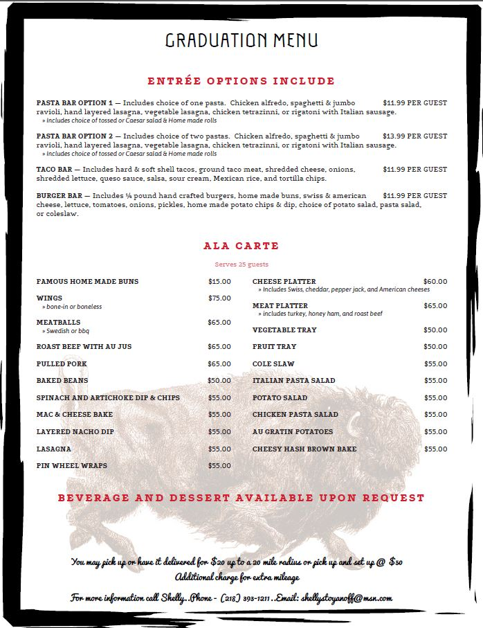 Event Menu Template. Catering Proposal Quote Template Economies ...