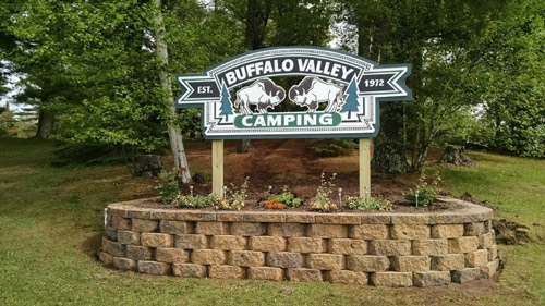 RV Park Camping Buffalo House Duluth MN 218 624 9901