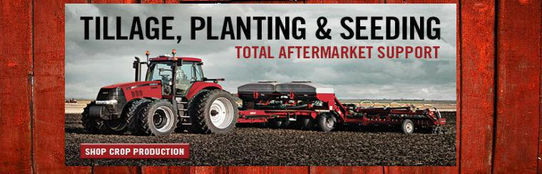 Tillage, Planting, & Seeding