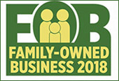 Family Owned Business 2018