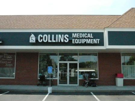Collins Medical Equipment