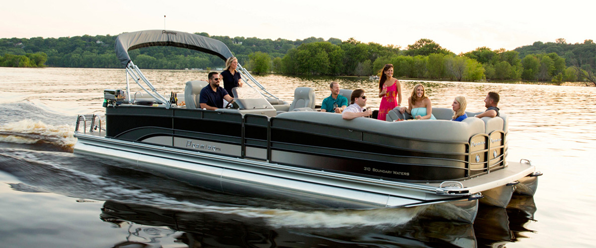 premier pontoons from south florida marine