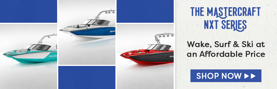 MasterCraft Dealer - NXT Series