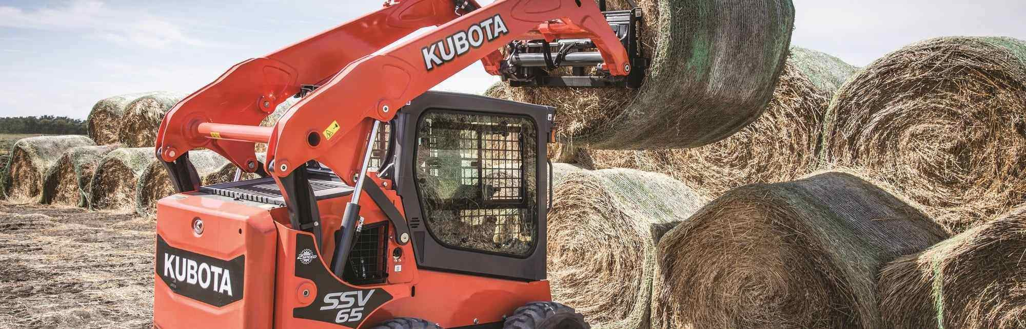 Great Plains Kubota - Rentals - Rent a tack loader today!