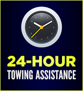 24-Hour Towing Assistance