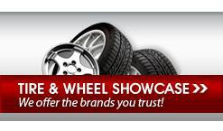Tire & Wheel Showcase