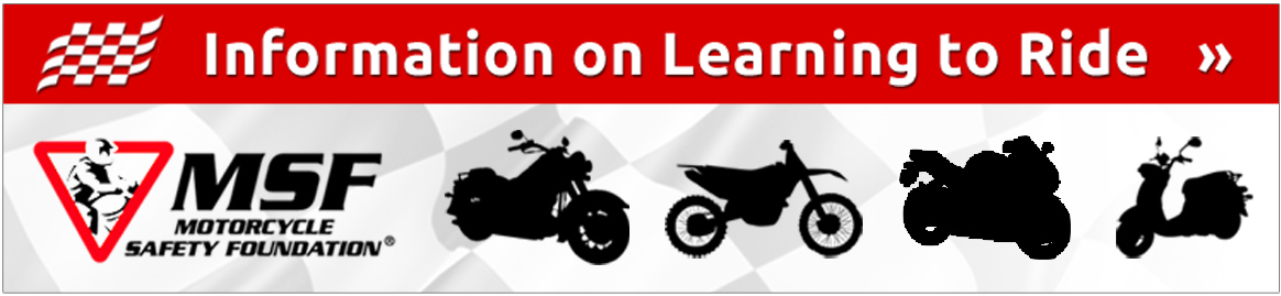 Information on Learning to Ride