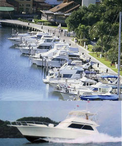 Chapman Marine Supply Boats