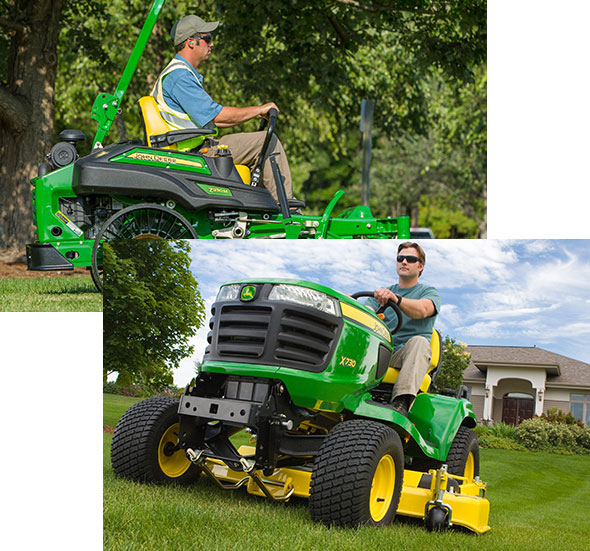 Our fine selection of equipment, featuring John Deere and many more manufacturers!