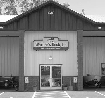 Home Warner's Dock Inc  New Richmond, WI (715) 246-6856