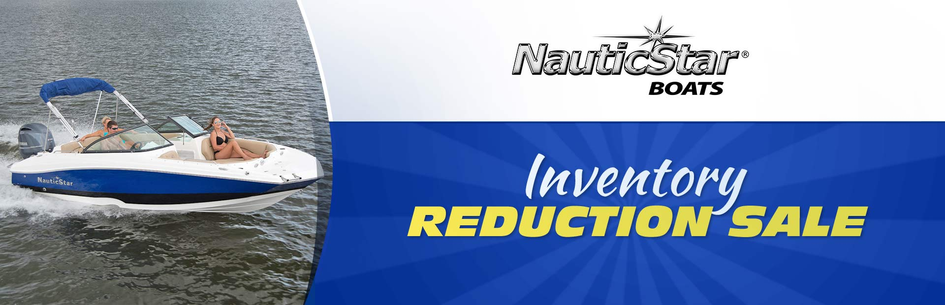 NauticStar Boats: Click here to see our models!