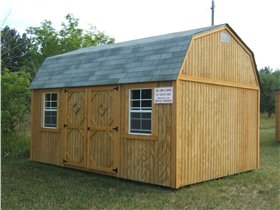lofted garden - Garden Sheds Michigan