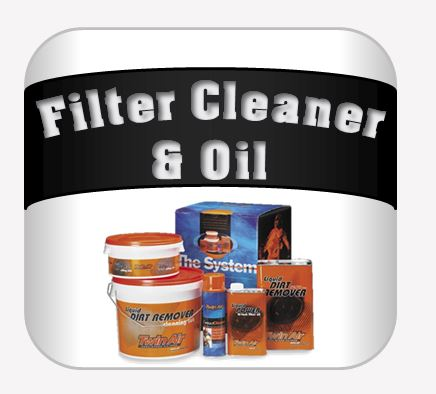 Filter Cleaner  oil