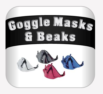 Goggle Masks and beaks DRA