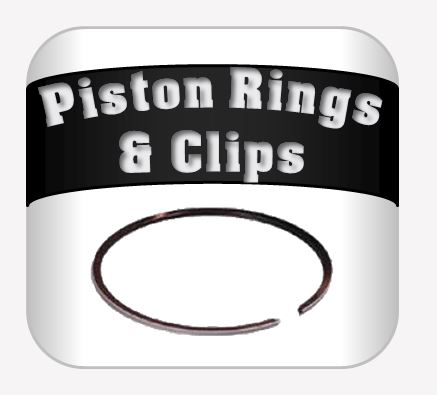 Piston Clips and Rings