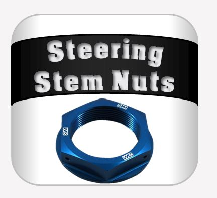 Steering Stem Nuts