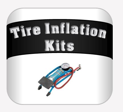 Tire Inflation Kits