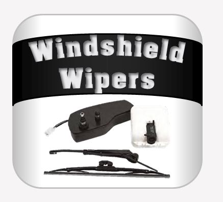 Windshield Wipers SS