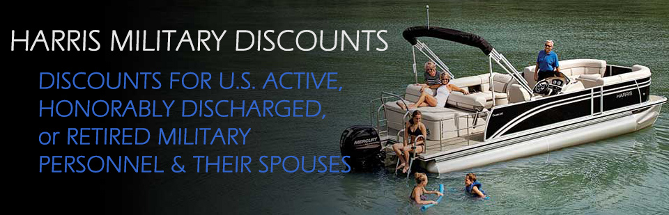 Harris Military Discount